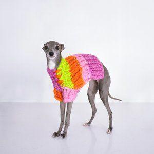 Hope Macaulay Custom Made Knit Sweater